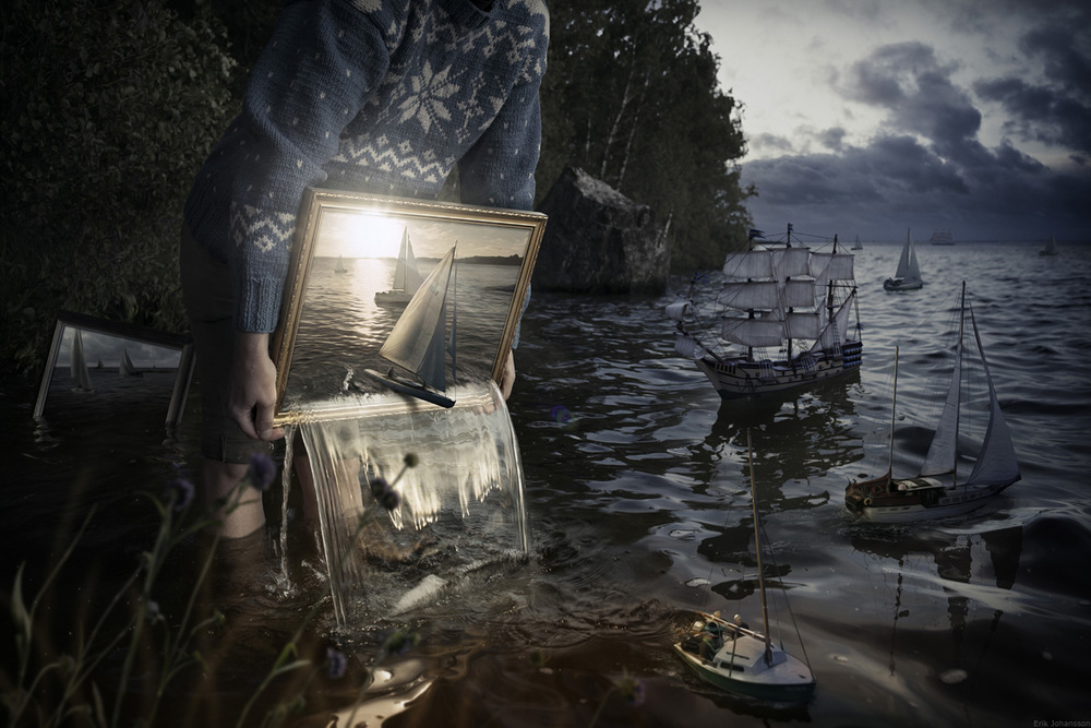 Photo : Erik Johansson
