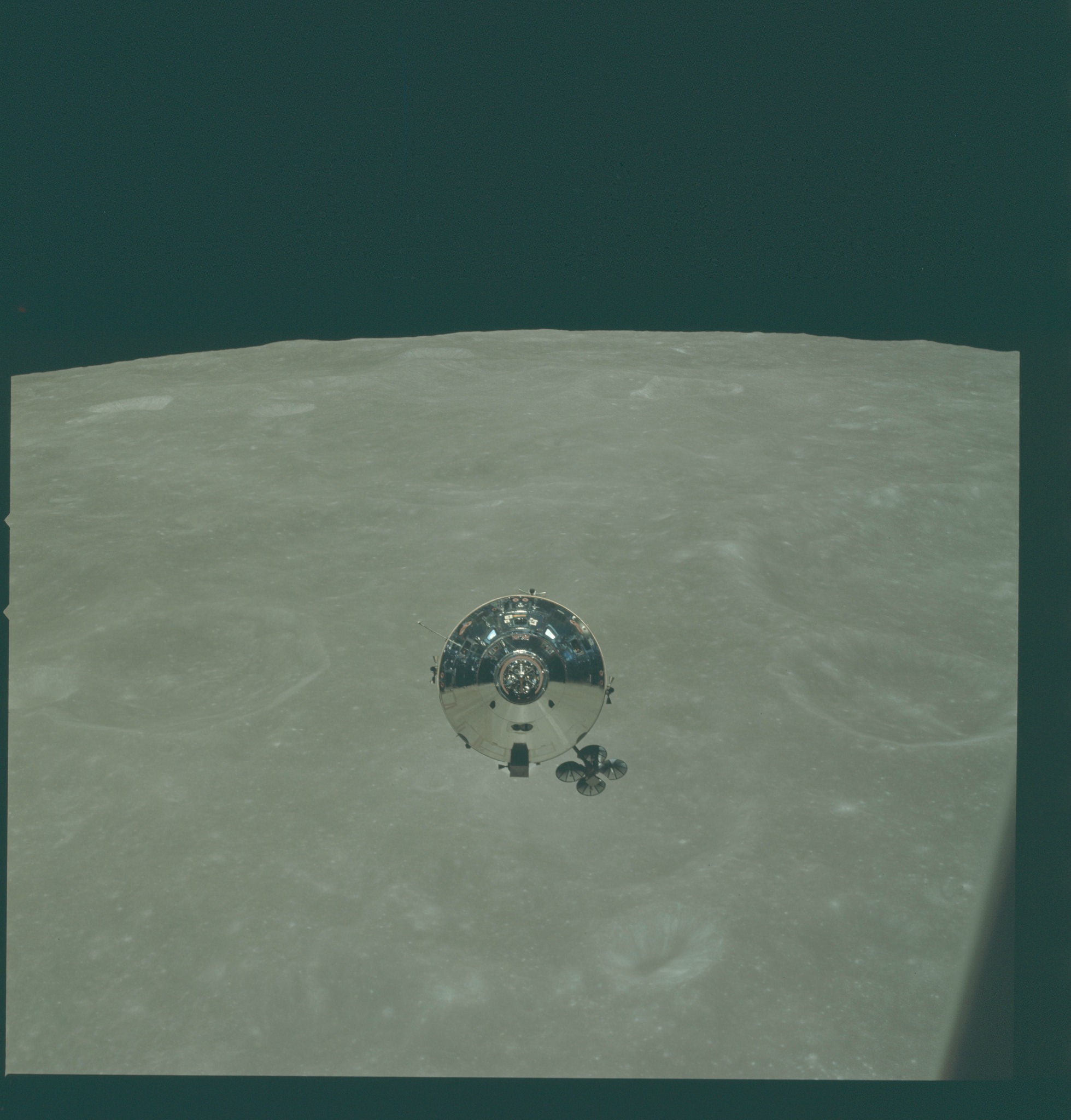 Mission Apollo 10 (Mai 1969) Photo : NASA