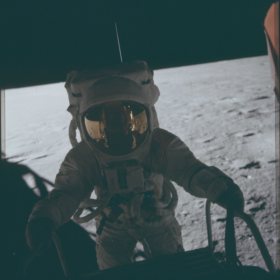 Mission Apollo 12 (Novembre 1969) Photo : NASA