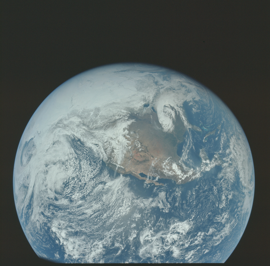 Mission Apollo 16 (Avril 1972) Photo : NASA