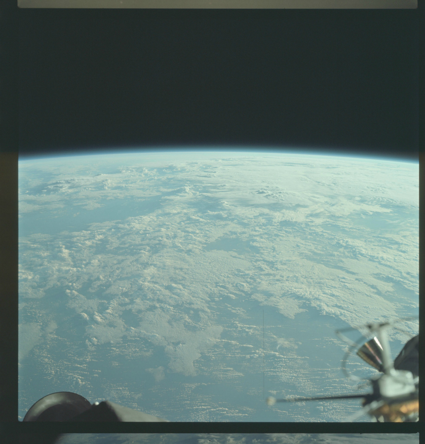 Mission Apollo 9 (Mars 1969) Photo : NASA