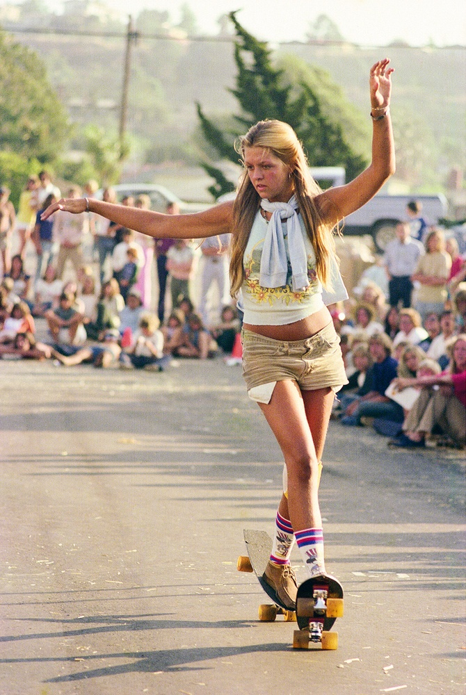 Del Mar Daffy 1975 - Photo : Hugh Holland