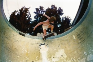 He Shreds this Pool-1977 - Photo : Hugh Holland