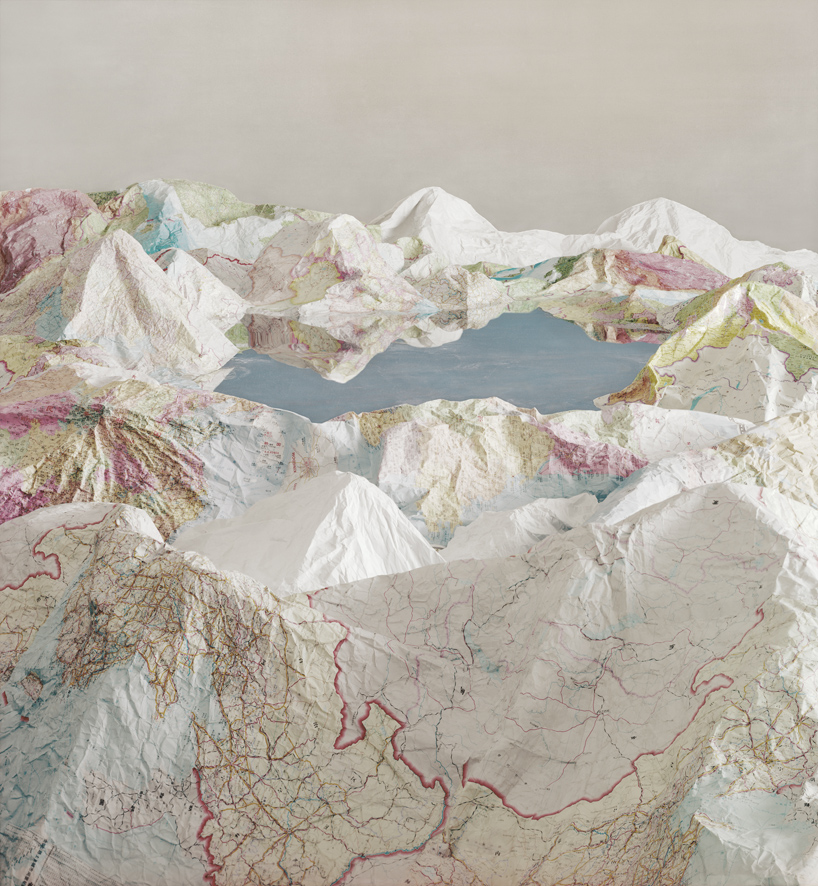 The Map No. 5, Photo : Ji Zhou (2015)