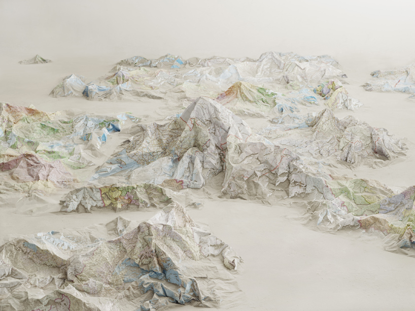 The Map No. 2, Photo : Ji Zhou (2015)