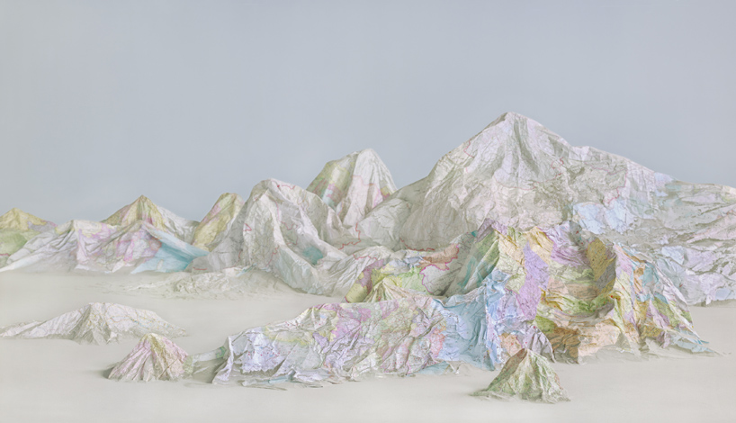 The Map No. 6, Photo : Ji Zhou (2015)