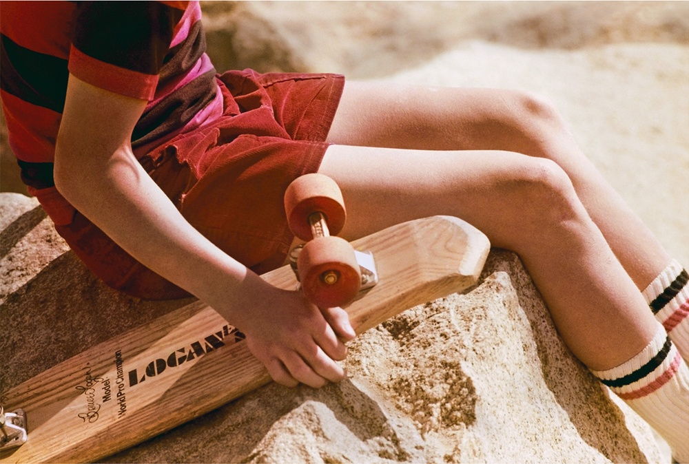 Red Skater at Rest 1975 - Photo : Hugh Holland