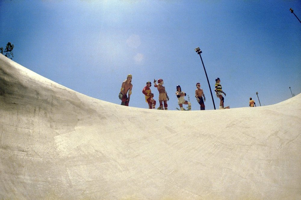 Waiting to Drop In, Reno (No. 51) 1977 - Photo : Hugh Holland