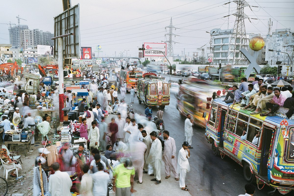 Pakistan, 2011 - Photo : Martin Roemers (Crédit Cosmos Photo et Acte2Galerie)