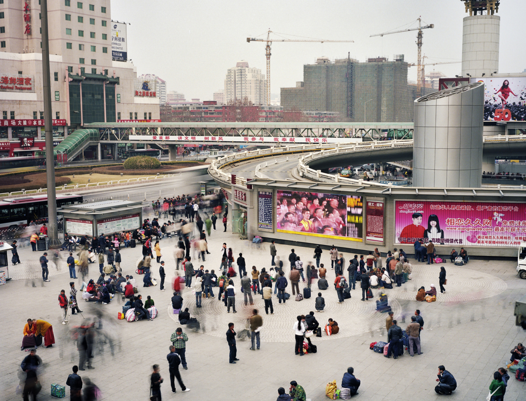 Chine, 2010 - Photo : Martin Roemers (Crédit Cosmos Photo et Acte2Galerie)