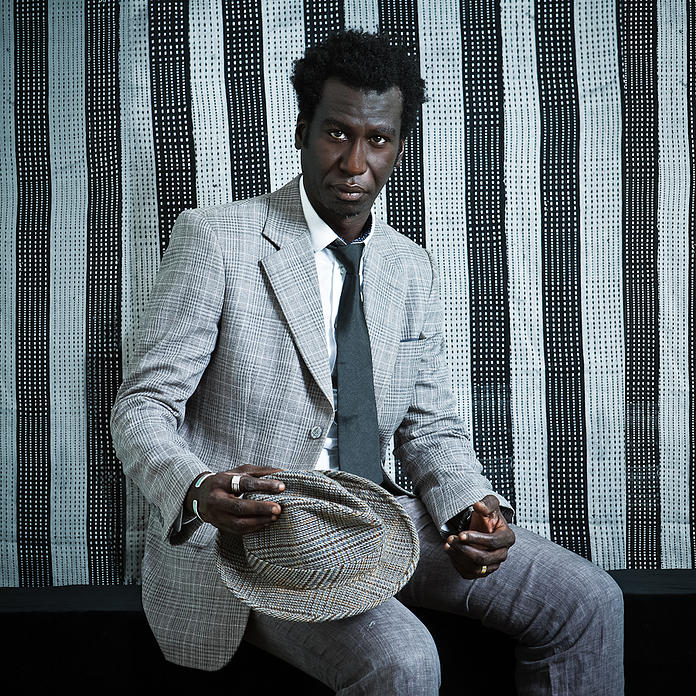 Tasmir Ndir, Dj et Chef (Photo : Victor Omar Diop)
