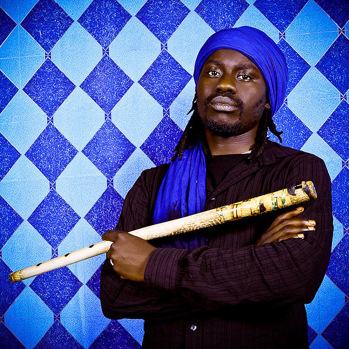 Ali Beta, Chanteur et musicien (Photo : Omar Victor Diop)