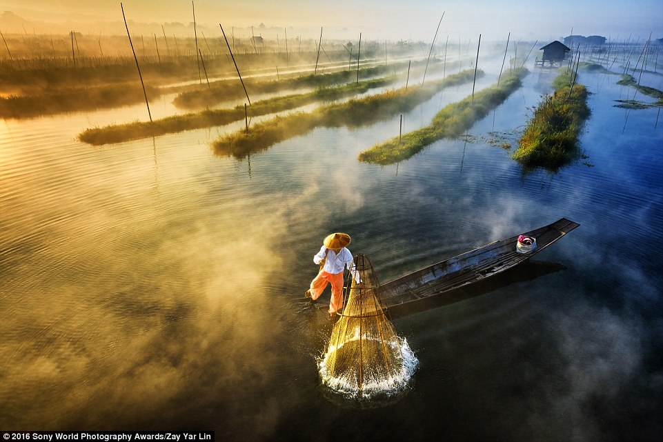 Photo : Zay Yar Lin (Sony World Photography Awards)
