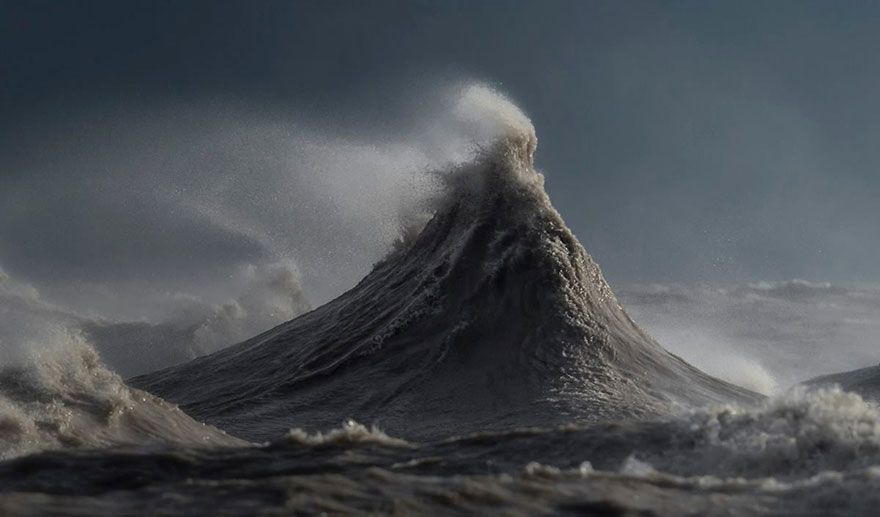Liquid Mountain Top - Photo : Dave Sandford