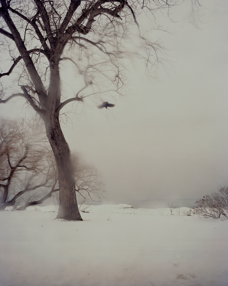 Photo : Todd Hido - Khrystyna's World 2015