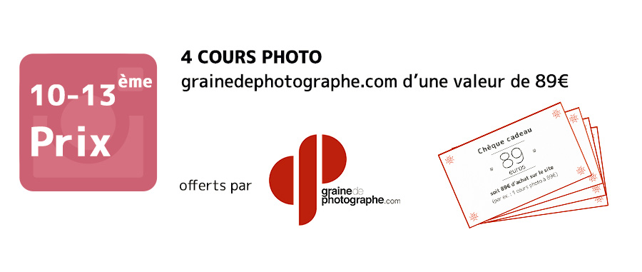 Lots grainedephotographe.com Talents Graine de Photographe 2016