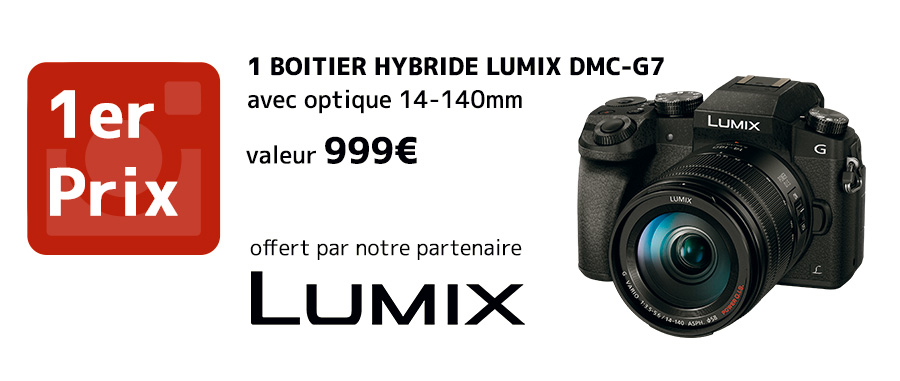 Lots Lumix Talents Graine de Photographe 2016
