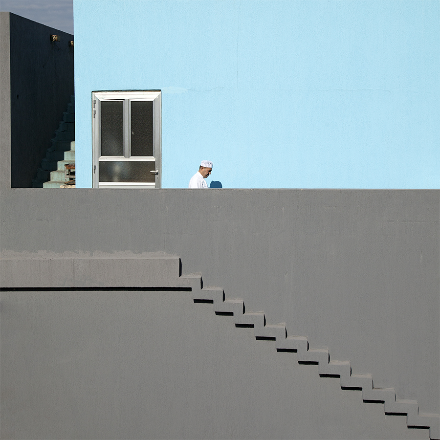 The cook - Serge Najjar