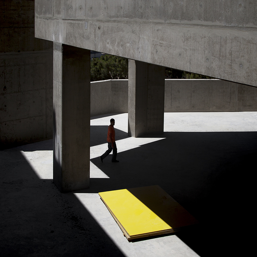 The yellow block def - Serge Najjar