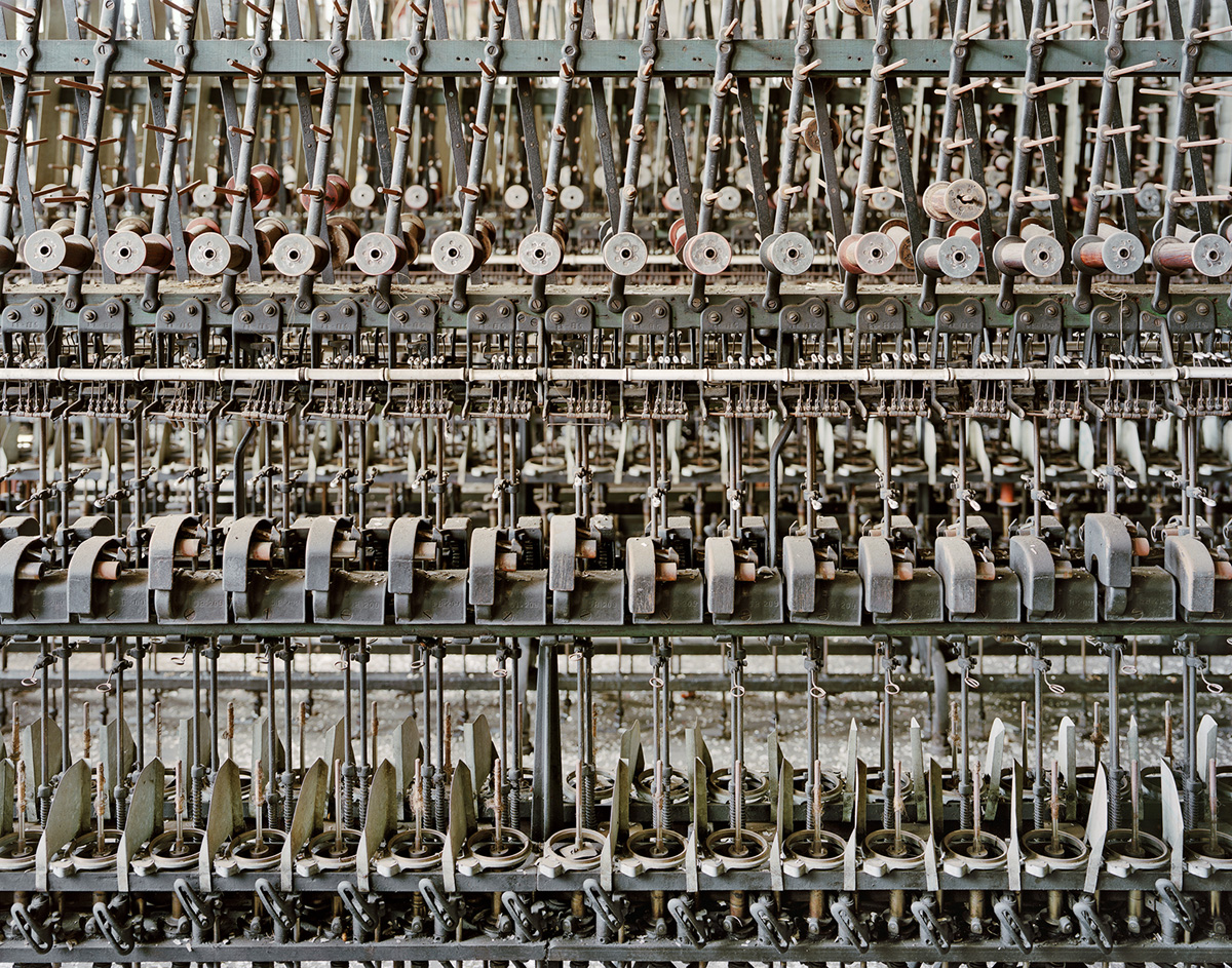 Made in USA: Textiles, Klotz Silk Throwing Mill, Location: Lonaconing MD