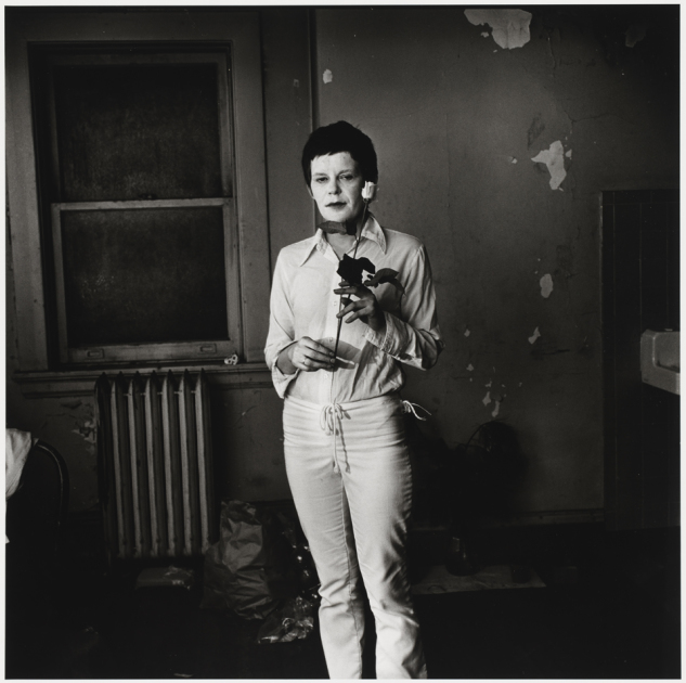 Peter Hujar - Backstage Portrait, Life and Times of Joseph Stalin