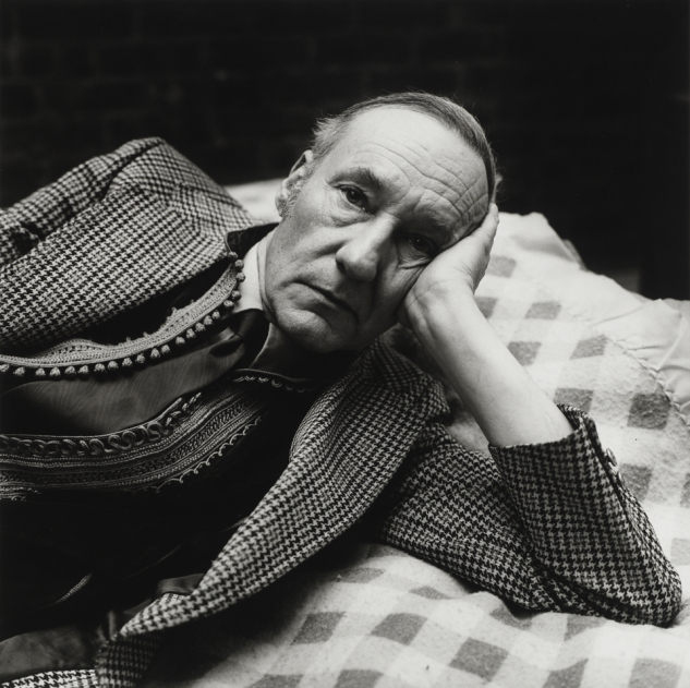 Peter Hujar - William Burroughs (I)