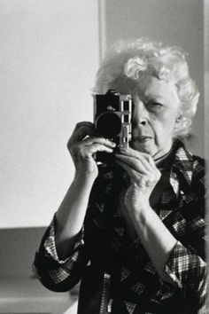 Lisette Model, photographe