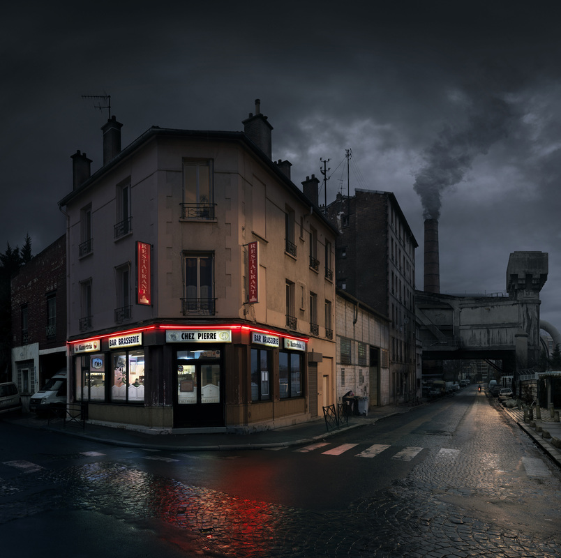 Chez Pierre. Saint-Ouen. - Photo : Blaise Arnold