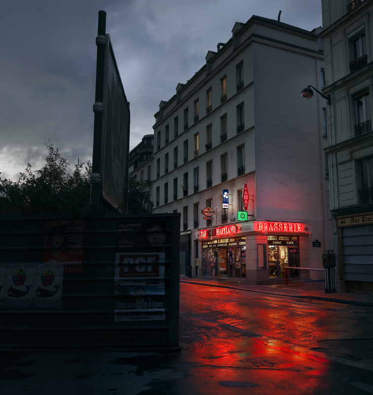 Le Maryland, Paris XIII. - Photo : Blaise Arnold