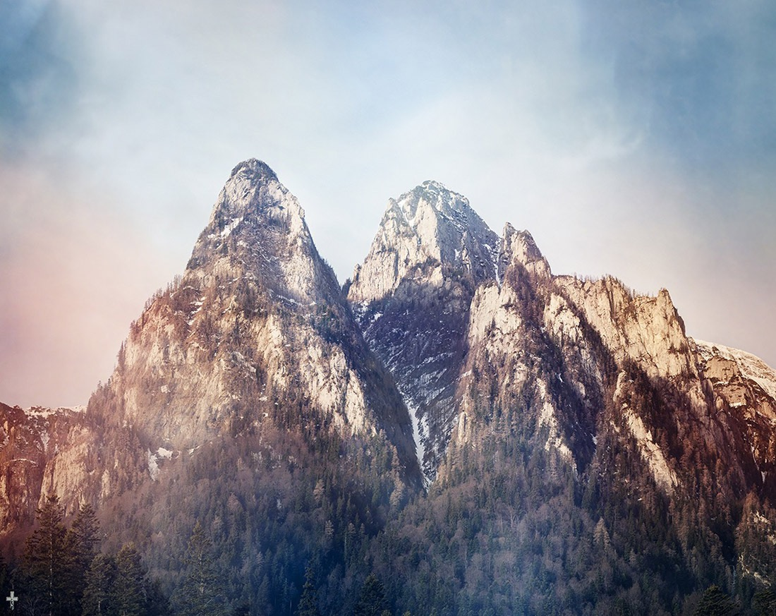 Photo : Charles Emerson - Myth and the Mountain