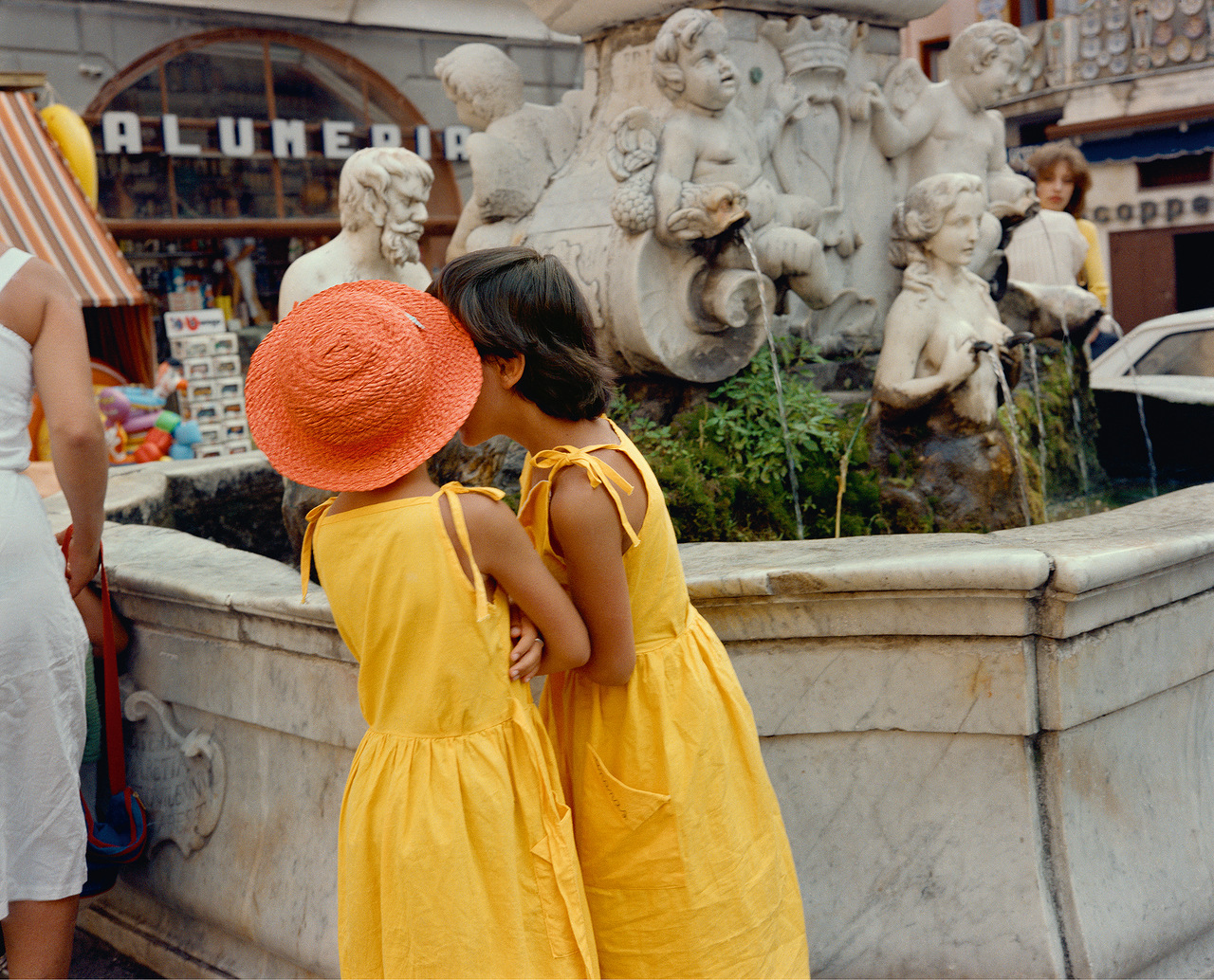 Photo : Charles H. Traub