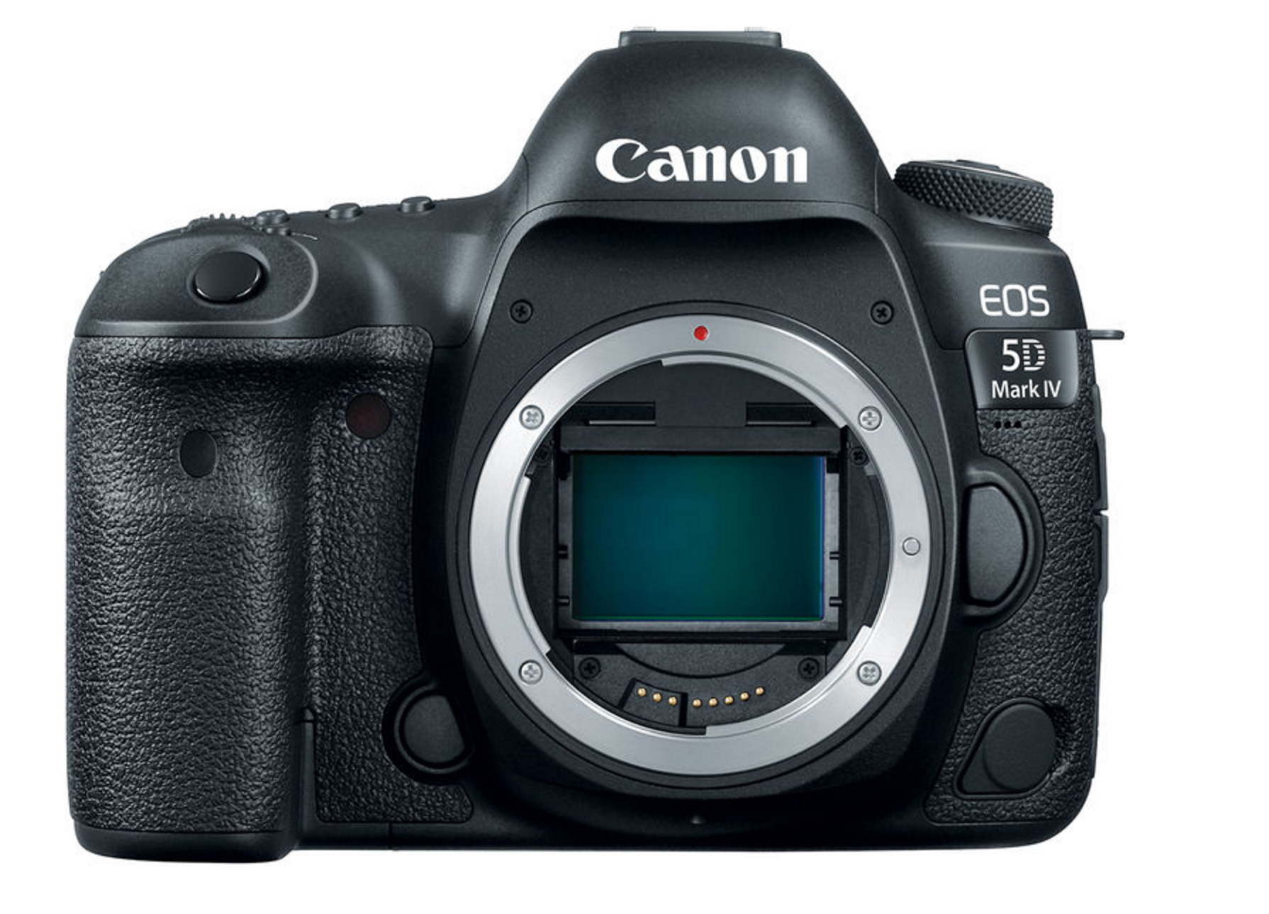 Canon 5D MARK IV vue de face