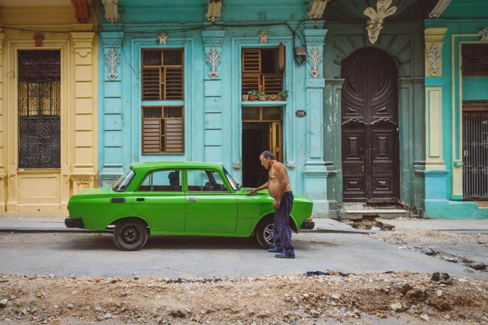 Cuban car pride on display, Bobi Dojcinovski
