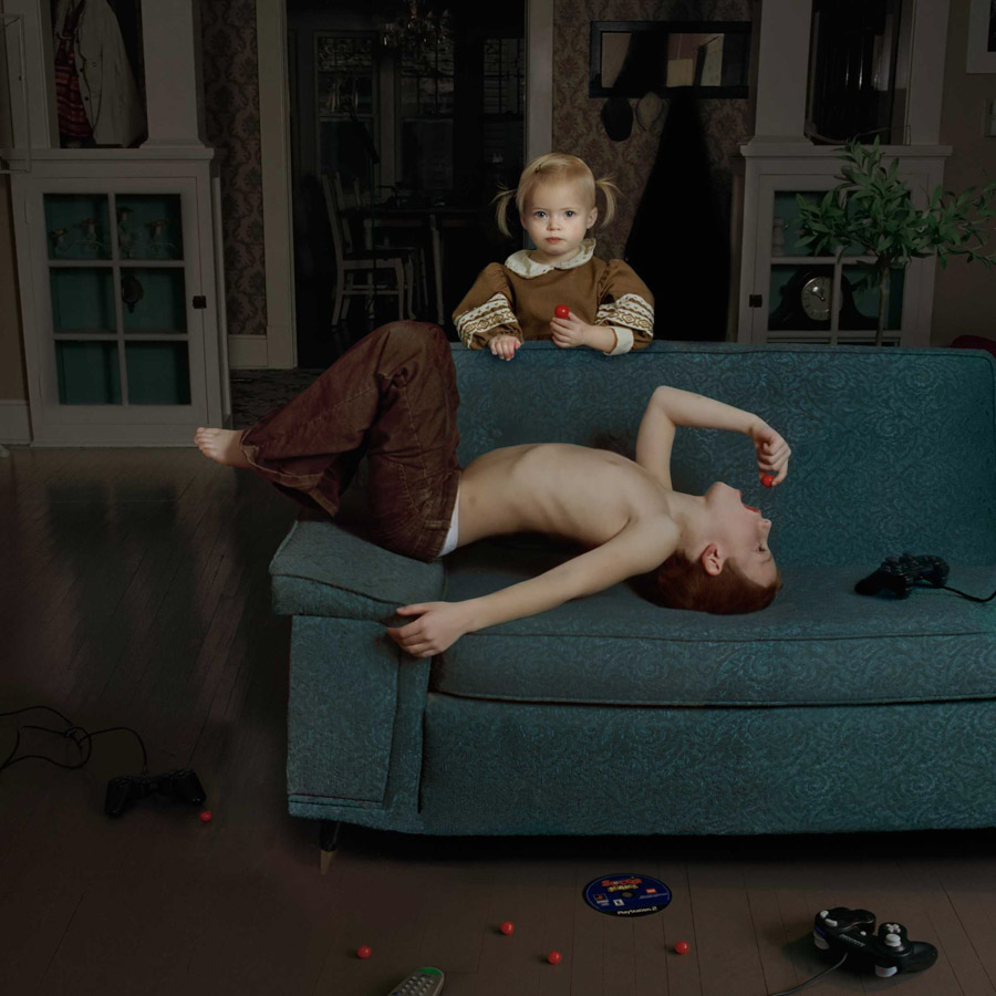 Julie Blackmon - Domestic Vacations