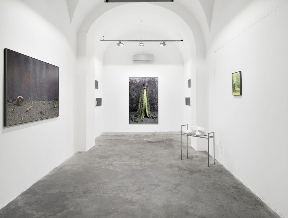 2)installation view Talwin - Materia gallery.