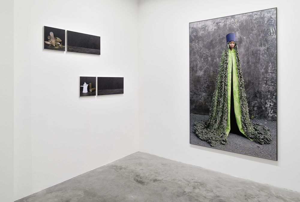 3)installation view Talwin - Materia gallery.