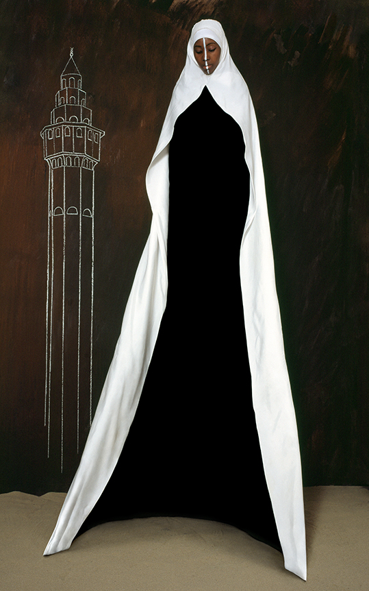 6) Mother MINARET┬®Mai╠êmouna Guerresi