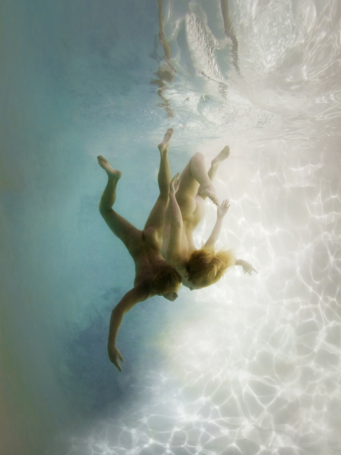 Ed Freeman - Underwater