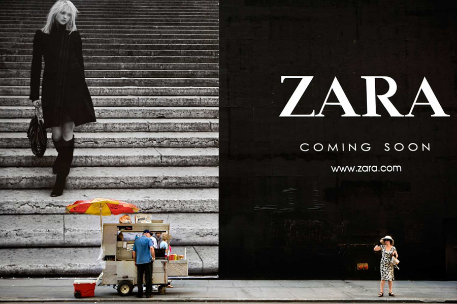 Zara 01, 2012 , Coming Soon, Natan Dvir
