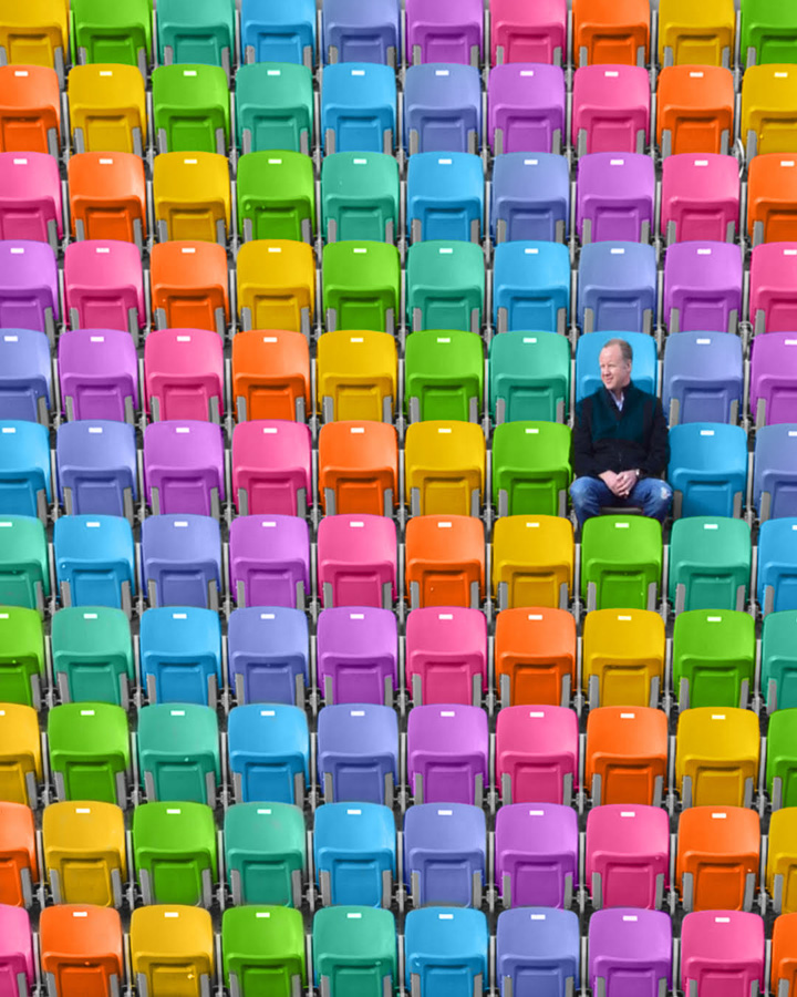 Photo : Chairs, Ramzy Masri