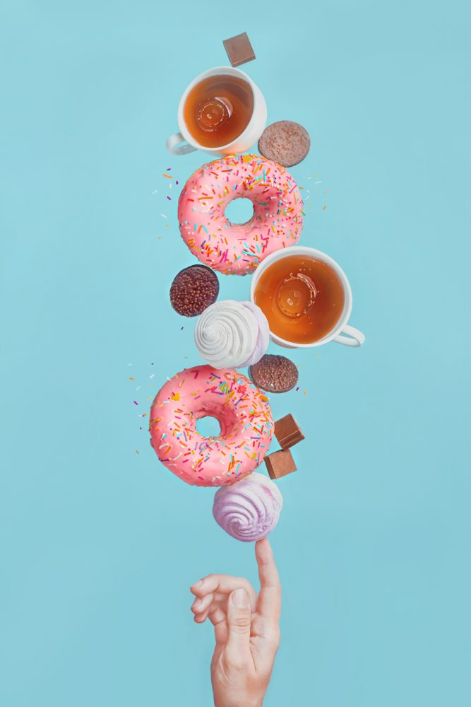 Photo : Weekend donuts, Dina Belenko