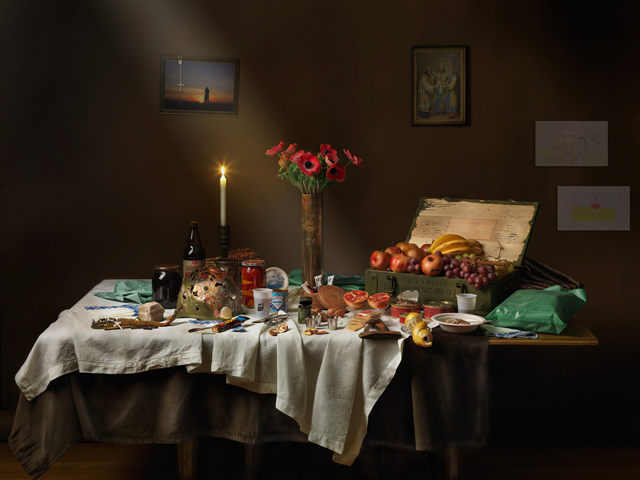 Photo : Youry Bilak, Claez nature morte