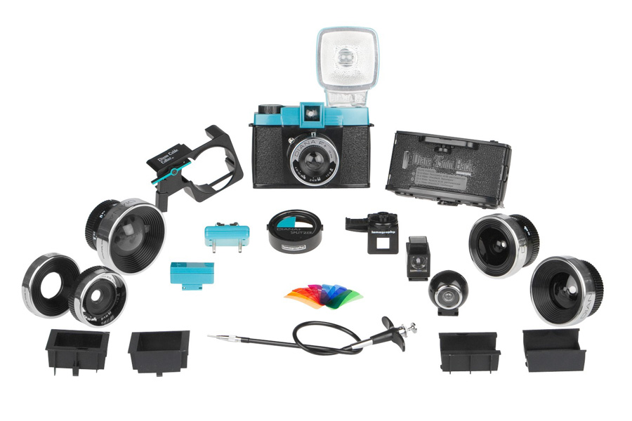 Diana Deluxe Kit Lomography