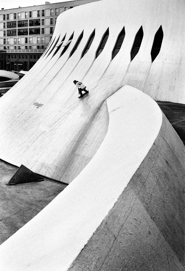 Photo : Ricado Fonseca, FS Wallride, Le Havre, Fred Mortagne