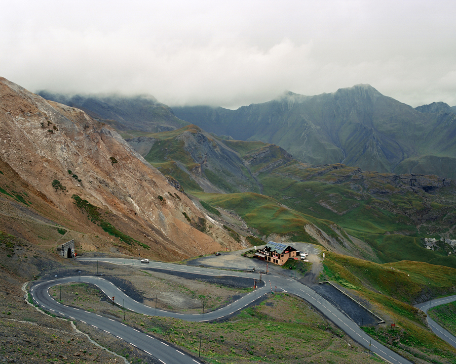 Photo : Col du Galibier - Arnaud Teicher