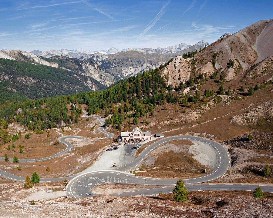 Photo : Col de l'Izoard - Arnaud Teicher