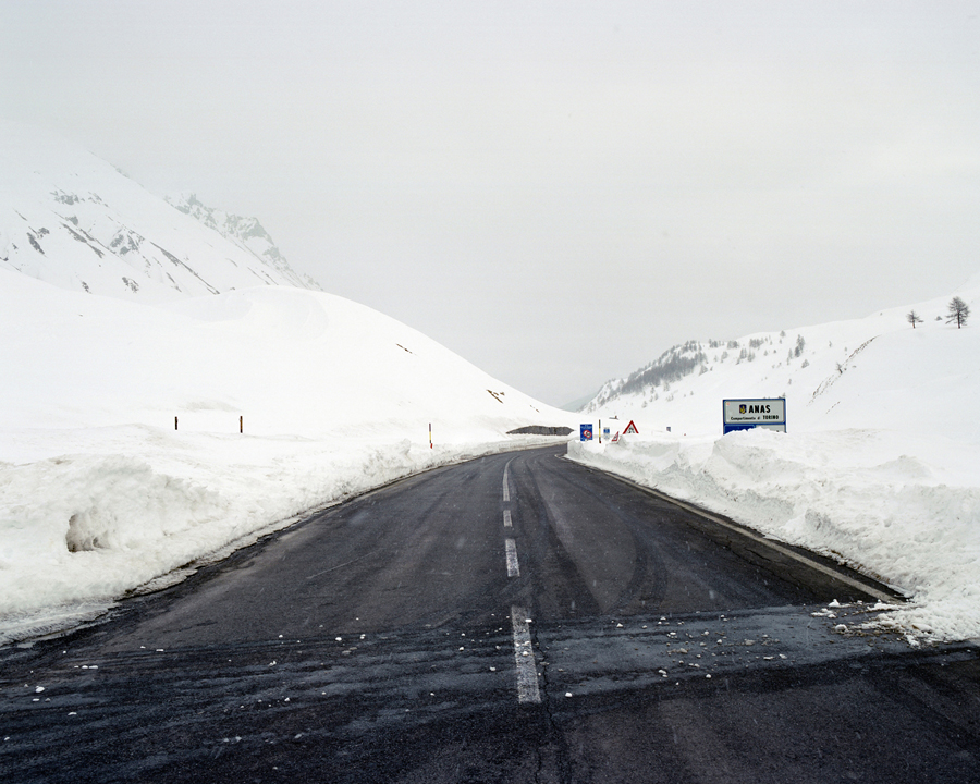 Photo : Col de Larche - Arnaud Teicher