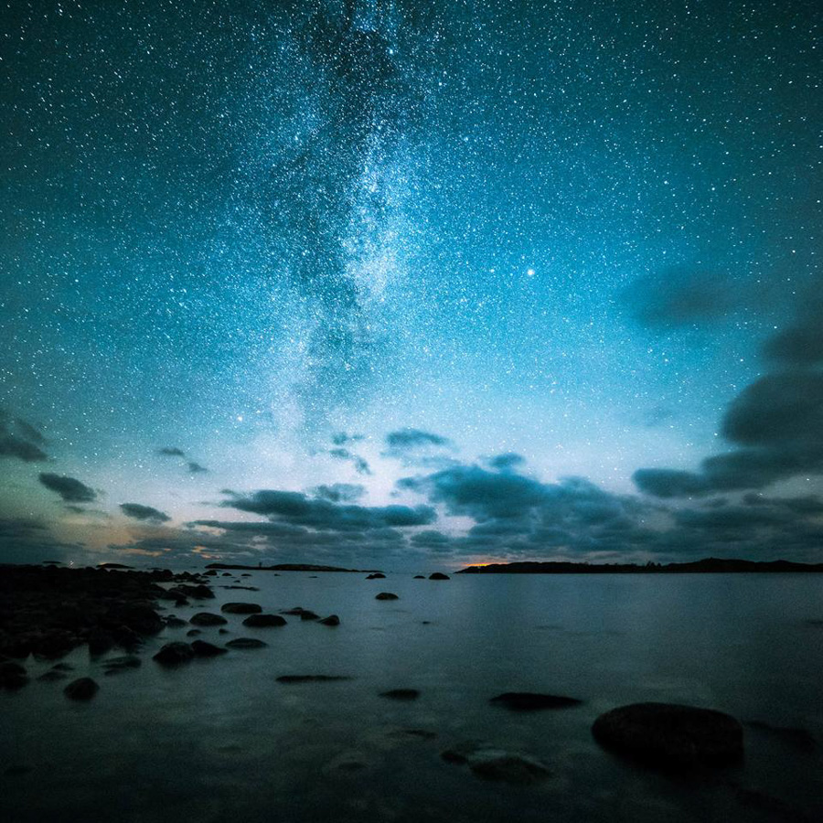 Photo : Oscar Keserci / Finland's Starry Sky