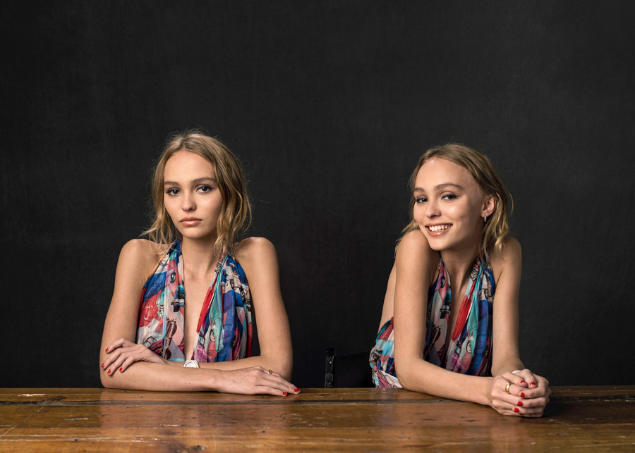 Lily-Rose Melody Depp - Photo : Andrew H. Walker/Shutterstock