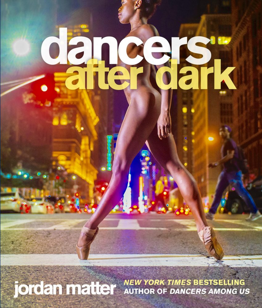Couverte du livre Dancers after dark de Jordan Matter